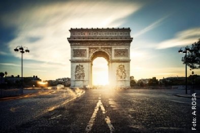 Paris, Arc de Triumph