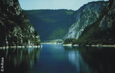 Impressionen der Donau