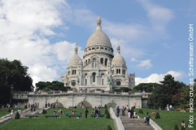 Sacre Coer in Paris