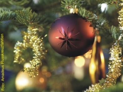 Weihnachten auf der MS Amadeus Star
