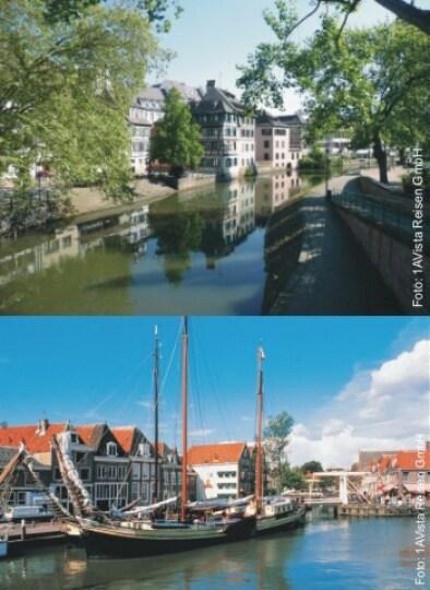 Straßburg (Bild oben) / Hoorn (Bild unten)