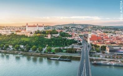 Donau mit A-ROSA RIVA