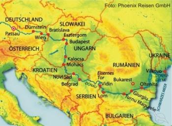 Donaugeflüster mit der MS Aurelia
