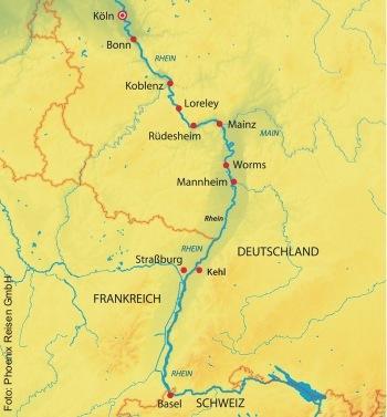 Silvester: Dreiländer-Tour mit der MS Aurelia