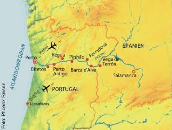 Douro - Zauber Portugals mit der MS Magellan