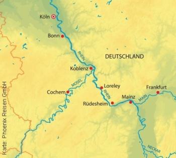 Weihnachtsmärkte am Rhein erleben mit der MS Alina