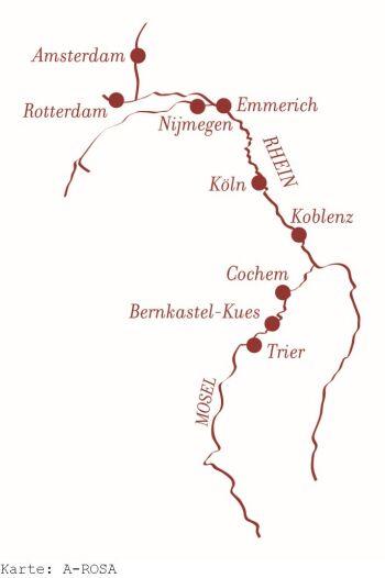 Rhein Silvesterzauber