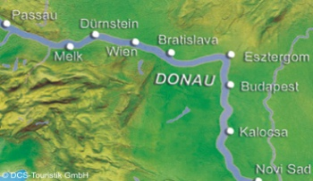 Donau-Klassik mit der DCS Amethyst